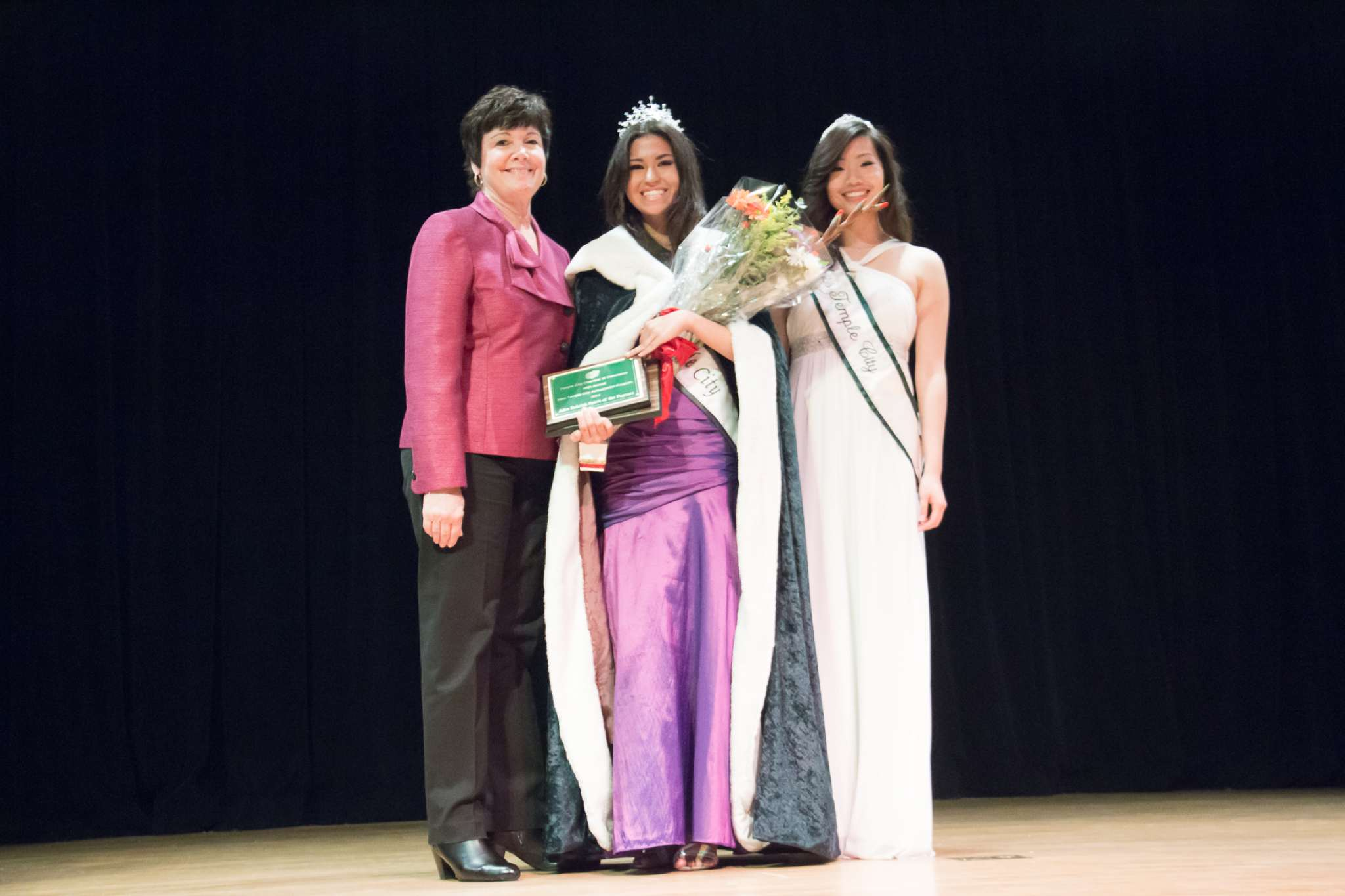 Miss Temple City Pageant